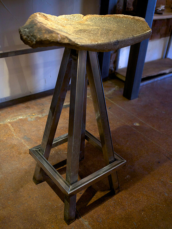 Diorite Bar Stool